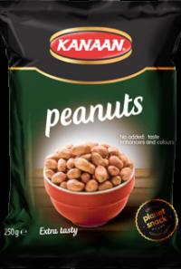 Dry roast peanut