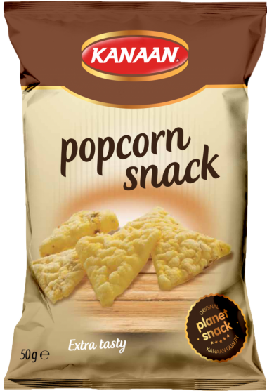 <h2>Popcorn snack, new chips made out of popcorn</h2>