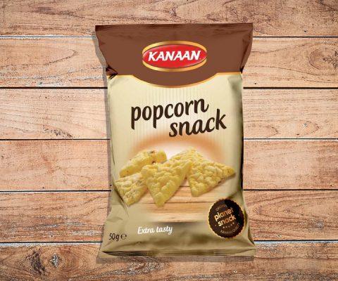 Popcorn čips, alternativa čipsu